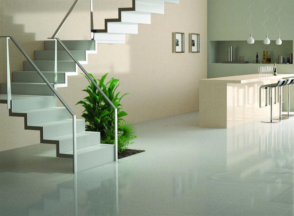 Proyectos de decoraci n marmoleria isidro en le n for Salones con escaleras interiores